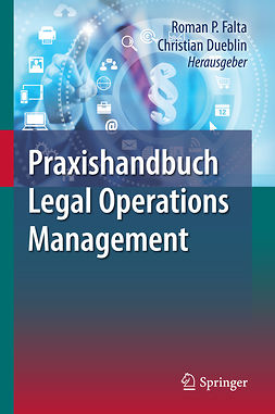 Dueblin, Christian - Praxishandbuch Legal Operations Management, ebook