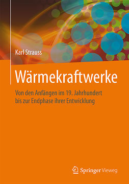 Strauss, Karl - Wärmekraftwerke, e-bok