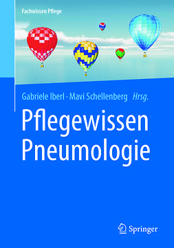Iberl, Gabriele - Pflegewissen Pneumologie, ebook