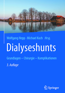 Hepp, Wolfgang - Dialyseshunts, ebook