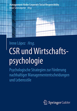 López, Irene - CSR und Wirtschaftspsychologie, e-kirja