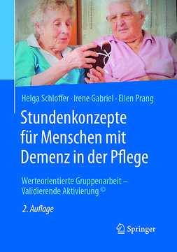 Gabriel, Irene - Stundenkonzepte für Menschen mit Demenz in der Pflege, ebook