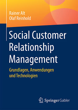 Alt, Rainer - Social Customer Relationship Management, ebook