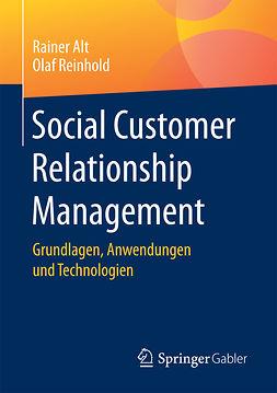 Alt, Rainer - Social Customer Relationship Management, e-kirja