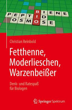 Reinbold, Christian - Fetthenne, Moderlieschen, Warzenbeißer, ebook