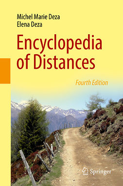 Deza, Elena - Encyclopedia of Distances, e-kirja