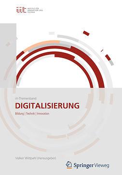 Wittpahl, Volker - Digitalisierung, ebook