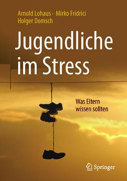 Domsch, Holger - Jugendliche im Stress, e-bok