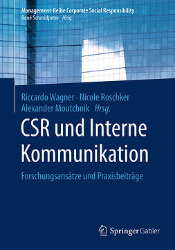 Moutchnik, Alexander - CSR und Interne Kommunikation, ebook