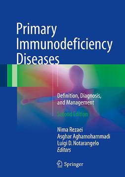 Aghamohammadi, Asghar - Primary Immunodeficiency Diseases, ebook