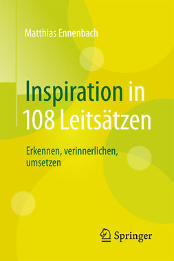 Ennenbach, Matthias - Inspiration in 108 Leitsätzen, e-bok