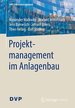Bierwisch, Jens - Projektmanagement im Anlagenbau, ebook