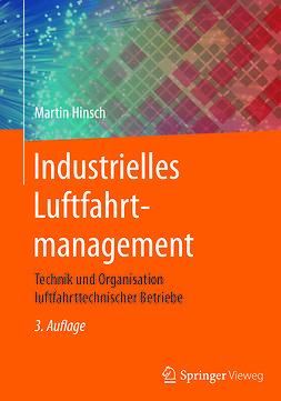 Hinsch, Martin - Industrielles Luftfahrtmanagement, ebook