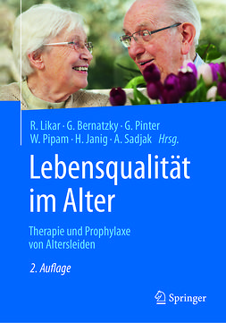 Bernatzky, Günther - Lebensqualität im Alter, ebook