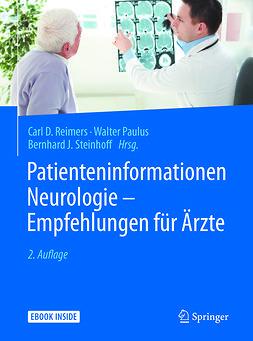 Paulus, Walter - Patienteninformationen Neurologie – Empfehlungen für Ärzte, ebook