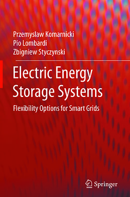 Komarnicki, Przemyslaw - Electric Energy Storage Systems, e-bok