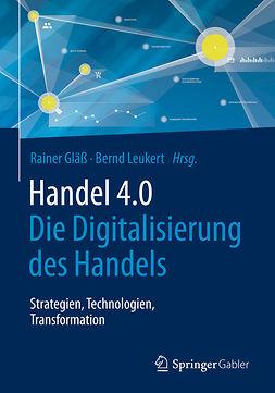 Gläß, Rainer - Handel 4.0, e-bok