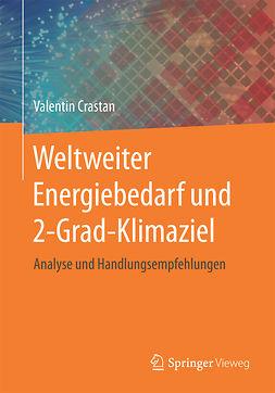 Crastan, Valentin - Weltweiter Energiebedarf und 2-Grad-Klimaziel, ebook