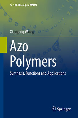 Wang, Xiaogong - Azo Polymers, ebook