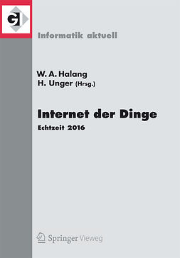 Halang, Wolfgang A. - Internet der Dinge, ebook