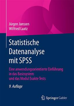 Janssen, Jürgen - Statistische Datenanalyse mit SPSS, e-bok