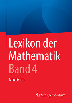 Walz, Guido - Lexikon der Mathematik: Band 4, ebook
