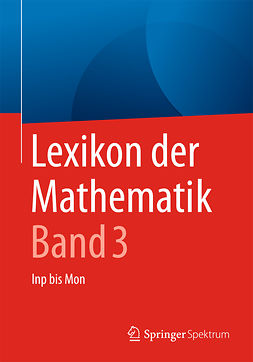Walz, Guido - Lexikon der Mathematik: Band 3, ebook