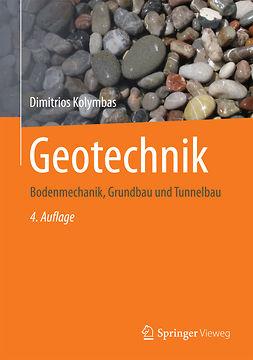 Kolymbas, Dimitrios - Geotechnik, ebook