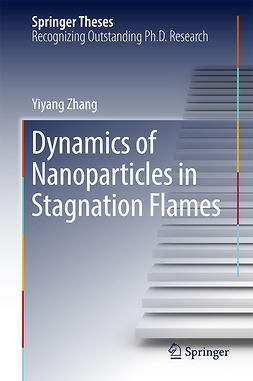 Zhang, Yiyang - Dynamics of Nanoparticles in Stagnation Flames, ebook
