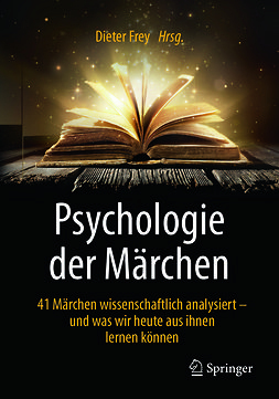 Frey, Dieter - Psychologie der Märchen, ebook