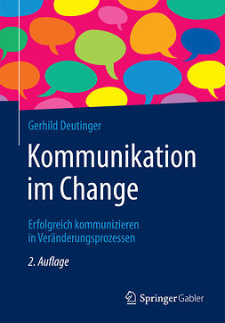 Deutinger, Gerhild - Kommunikation im Change, ebook