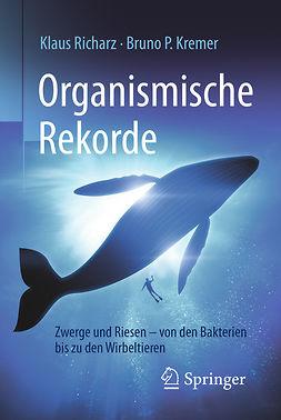 Kremer, Bruno P. - Organismische Rekorde, ebook