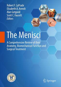 Arendt, Elizabeth A. - The Menisci, ebook