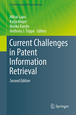 Kando, Noriko - Current Challenges in Patent Information Retrieval, ebook