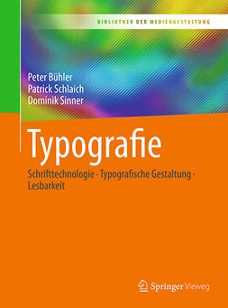 Bühler, Peter - Typografie, ebook