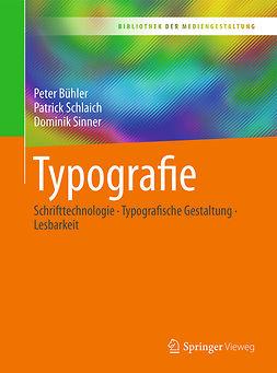 Bühler, Peter - Typografie, e-bok