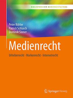 Bühler, Peter - Medienrecht, e-bok