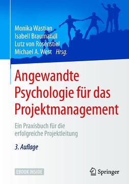 Braumandl, Isabell - Angewandte Psychologie für das Projektmanagement, ebook