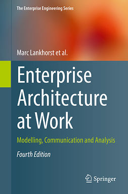 Lankhorst, Marc - Enterprise Architecture at Work, e-bok