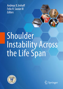 III, Felix H. Savoie - Shoulder Instability Across the Life Span, ebook