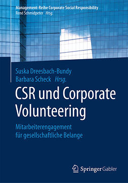 Dreesbach-Bundy, Suska - CSR und Corporate Volunteering, ebook