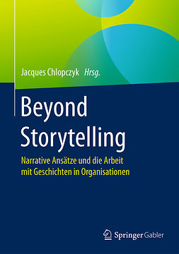 Chlopczyk, Jacques - Beyond Storytelling, ebook