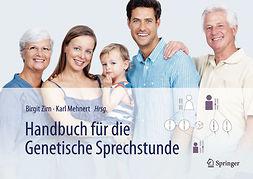 Mehnert, Karl - Handbuch für die Genetische Sprechstunde, ebook