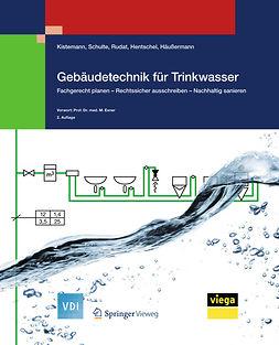 Hentschel, Wolfgang - Gebäudetechnik für Trinkwasser, ebook