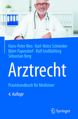 Berg, Sebastian - Arztrecht, ebook