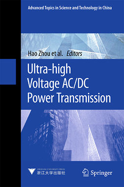 Chen, Jiamiao - Ultra-high Voltage AC/DC Power Transmission, e-kirja