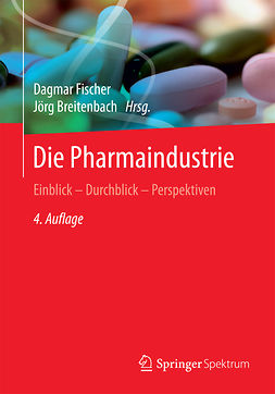 Breitenbach, Jörg - Die Pharmaindustrie, ebook