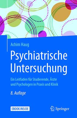 Haug, Achim - Psychiatrische Untersuchung, e-bok