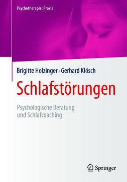 Holzinger, Brigitte - Schlafstörungen, ebook