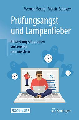 Metzig, Werner - Prüfungsangst und Lampenfieber, ebook